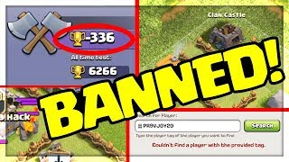 STRANGEST VILLAGES - BANNED in Clash of Clans! - dooclip.me