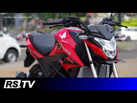Review All New Honda CB150R Streetfire 2015 AGEUNG RS.TV