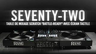 Rane Dj Seventy-two - Video