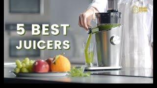 5 Best Juicer - The Best Slow Juicer Reviews