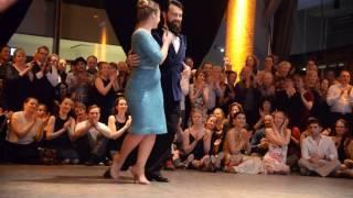 "Maja Petrović  & Marko Miljević  - ""Bailando me diste un beso"" - Canaro/Arenas y Alonso - 2 (Vals)"