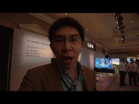 External Review Video gzpmQMkUgE0 for Samsung Q950TS QLED 8K TV