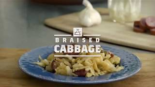 Smothered Cabbage