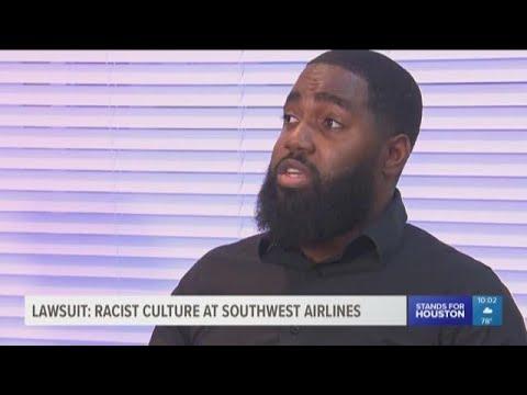 Lawsuit: Racist culture at Southwest Airlines