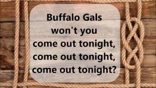 Buffalo Gals Part 1, Group B