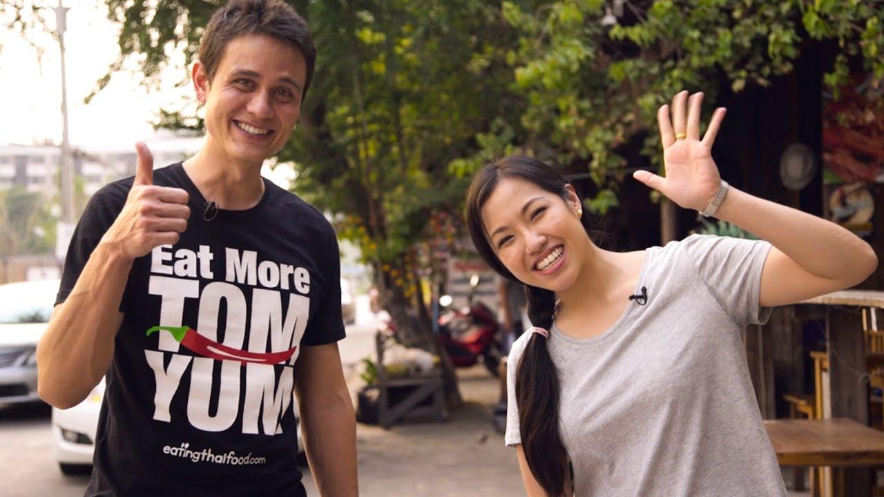 eating chatting with mark wiens hot thai kitchen - Hot Thai Kitchen