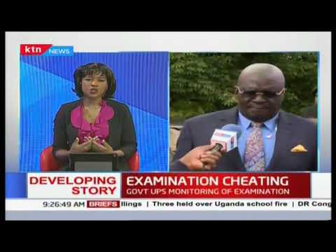 Examination cheating: Three more candidates deregistered