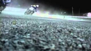 AMERICAN HARLEY-DAVIDSON® AMA PRO FLAT TRACK RACER JOE HARTRICH IN MONTICELLO, NY