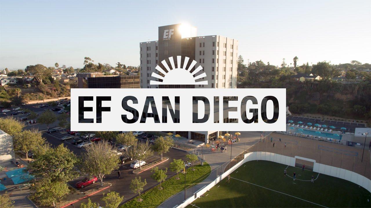EF San Diego – Campus Tour