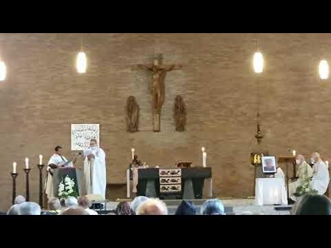 Messe für Pater Karl Scholly