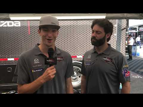 Jonathan Bomarito and Harry Tincknell Thoughts on Le Mans 2019