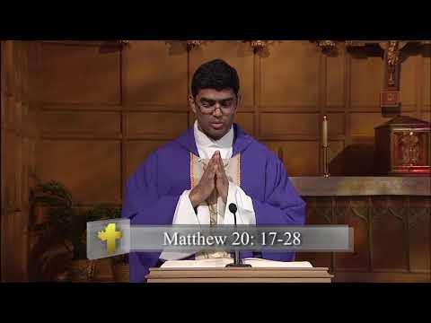 Daily TV Mass Thursday March 15 2018 - Naijafy
