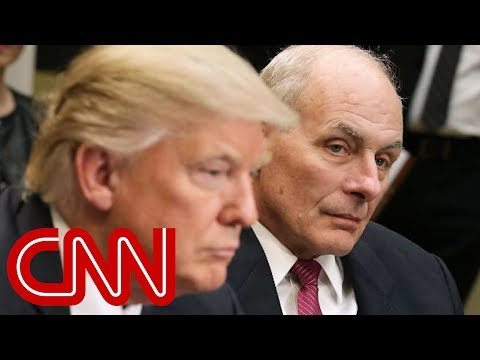 Mueller's Team Questioned John Kelly, Sources Say Mp3