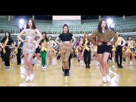 Red Velvet Zimzalabim Mirrored Dance Practice