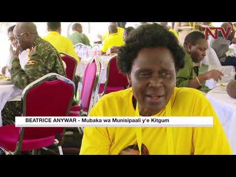 BEATRICE ANYWAR AYOGEDDE: Sifunaangako mirembe nga gye nfunye e Kyankwanzi
