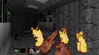 Обзор shadow warrior  mod на  Doom