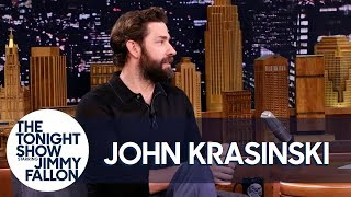 John Krasinski Wants to Retire After Directing Wife Emily Blunt in A Quiet Place - Video Youtube
