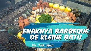 ON THE SPOT | Menikmati Seafood di De Kleine Batu, Kafe di Lereng Gunung Panderman