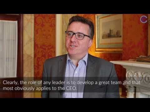 Developing a great team - the HRD/CEO partnership