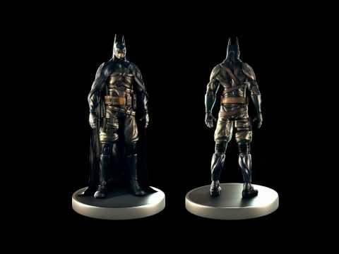 batman redesign juan elias