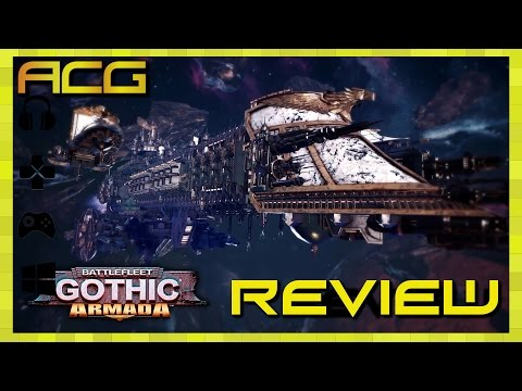 "Battlefleet Gothic: Armada Review ""Buy, Wait for Sale, Rent, Never Touch?"" - YouTube video thumbnail"