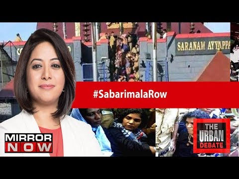 History made at Sabarimala, purifying rituals done post entrance of woman | The Urban Debate