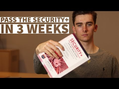 Everything you need to know to pass the CompTIA Security+