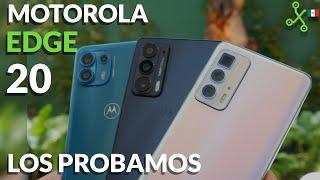Motorola Edge 20, 20 Lite y 20 Pro en México, IMPRESIONES Y PRECIO OFICIAL