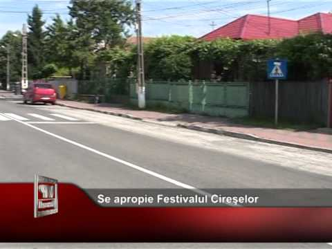 Se apropie Festivalul Cireşelor