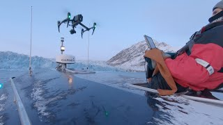Arctic Adventure Drone Cinematography – Chapter 2, On the Water