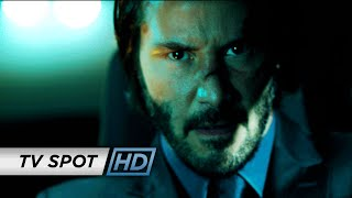"Official TV Spot – ""Don't Set Him Off"" - John Wick"