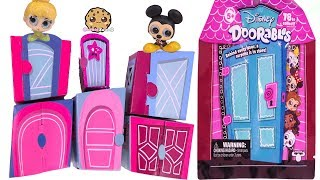 Doorables Surprise Blind Bags - Mini Disney Toys - Cookie Swirl