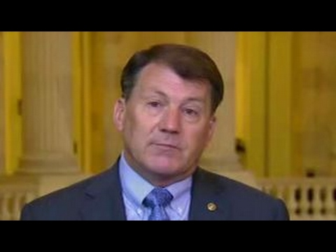 Sen. Mike Rounds on the firing of FBI Director James Comey