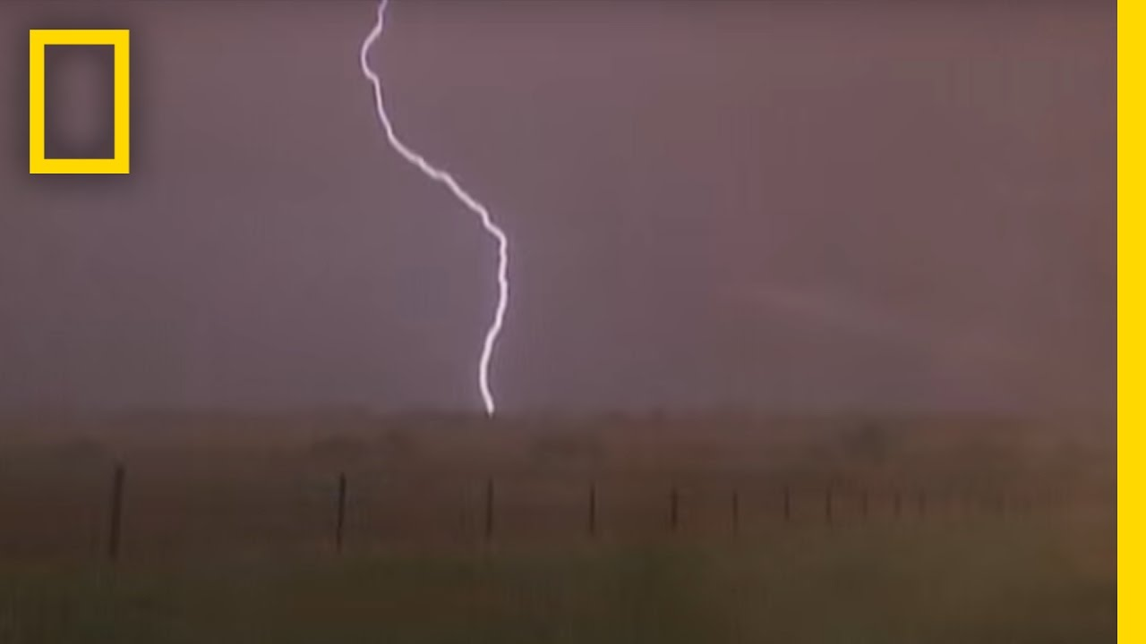 The Science of Lightning | National Geographic thumbnail