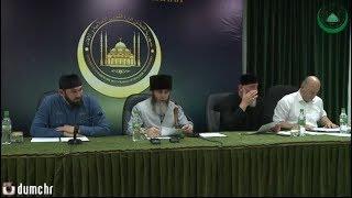 В Духовном управлении мусульман Чеченской Республики состоялось расширенное совещание