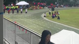 2017花咲徳栄体育祭100m競走準決勝→決勝