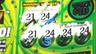 MANUAL WIN ALL! 20 $1 Quick Cash || $5,000 Top Prize