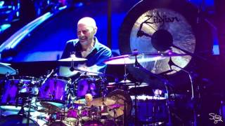 Steve Smith Drum Solo With Journey Eugene OR 2017