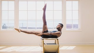 THE BEAUTY OF PILATES
