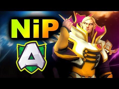 NiP vs ALLIANCE - SEMI-FINAL + OG.N0tail+Ceb - DreamLeague 12 DOTA 2