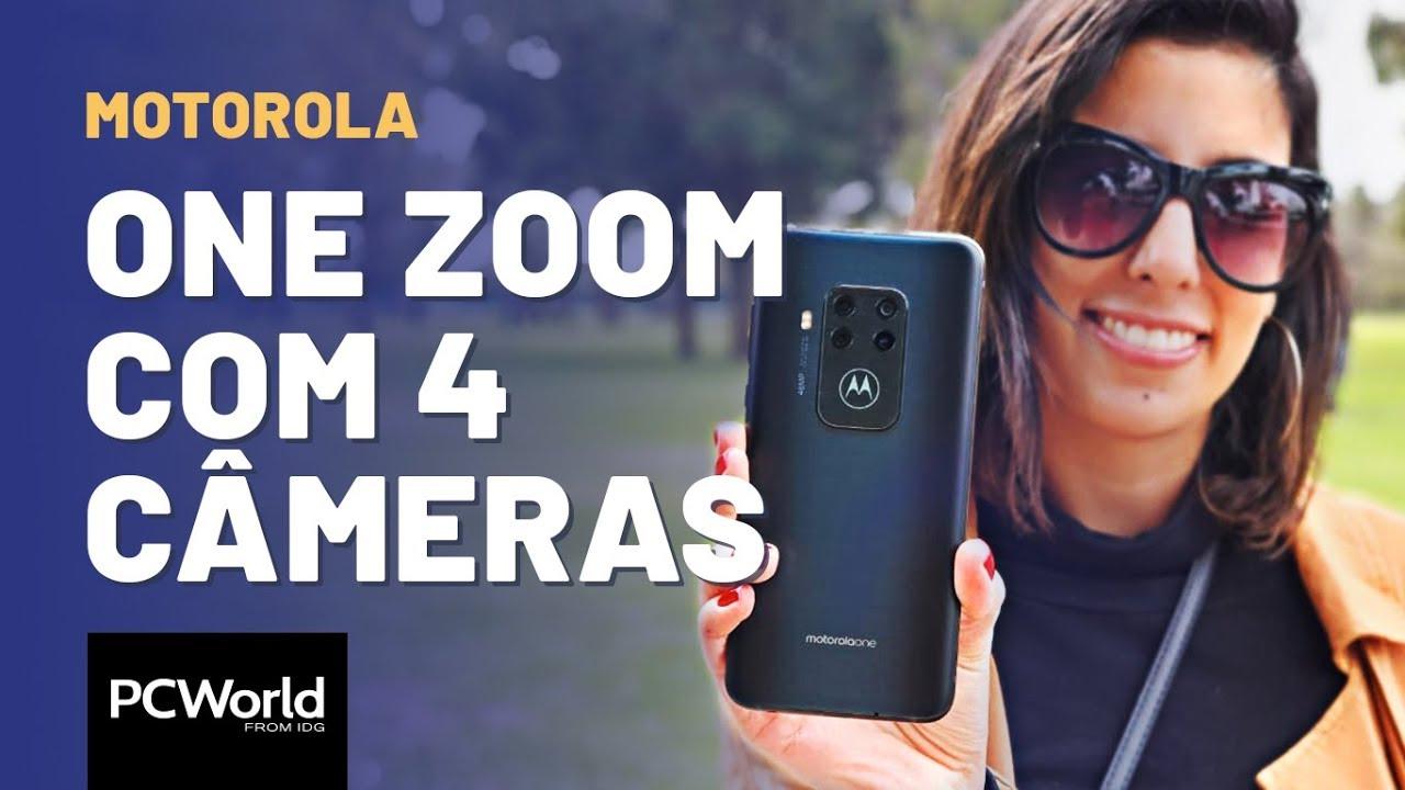 Motorola One Zoom   Golpe da Turma da Mônica no WhatsApp [Notícias da semana]