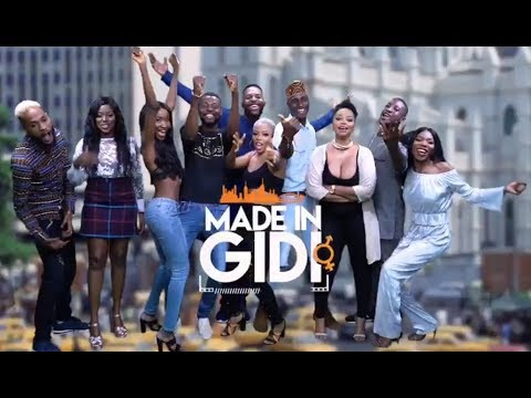 Made In Gidi reality show promo
