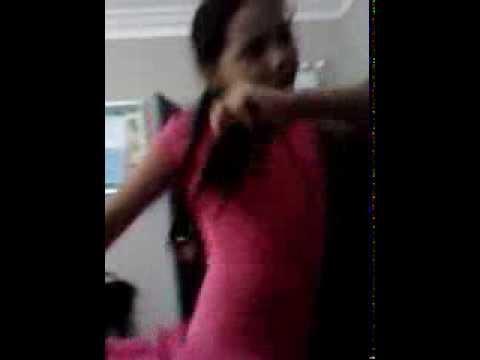 Una niña bailando de Locura