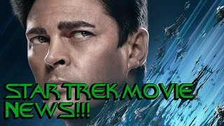 Star Trek 4 starting production within a year? - Kelvin Timeline films