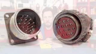 Разъемы штекерные изолированные рши-м 1. 5-4