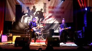 Roberto Morbioli, Lenny Bradford - Sighișoara Blues 2011