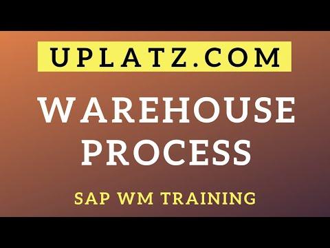 Warehouse Process | SAP WM Training & Certification Course | SAP ...