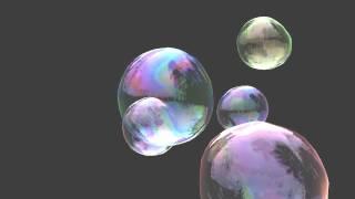Мыльные пузыри. Тест движения №2
