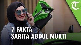 7 Fakta Sarita Abdul Mukti, Mantan Istri Faisal Harris yang Hidup Sosialita