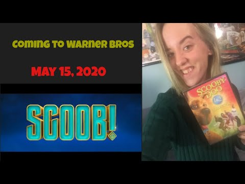 Reacting to Warner Bros Scoob!